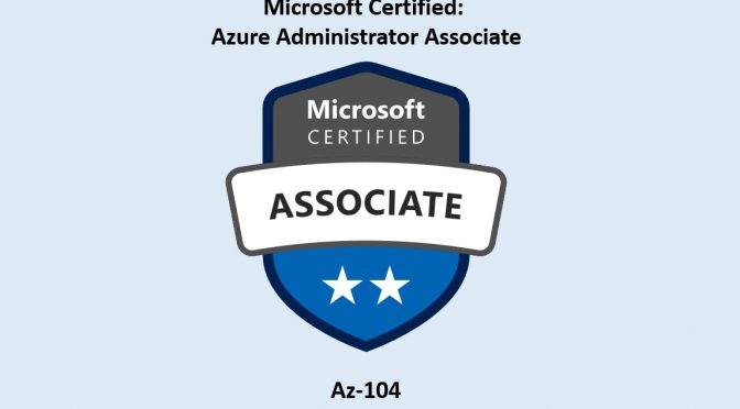New Azure Beta Exam AZ-104 available with limited discount